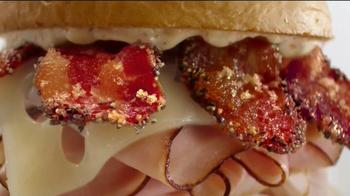 Arby's Brown Sugar Bacon Half-Pound Club TV Spot, 'Misleading' - Thumbnail 2