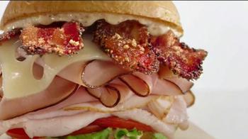 Arby's Brown Sugar Bacon Half-Pound Club TV Spot, 'Misleading' - Thumbnail 4