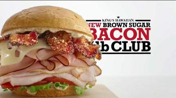 Arby's Brown Sugar Bacon Half-Pound Club TV Spot, 'Misleading' - Thumbnail 6