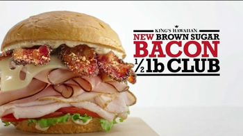 Arby's Brown Sugar Bacon Half-Pound Club TV Spot, 'Misleading' - 1288 commercial airings