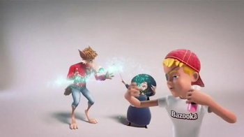 Bazooka Sugar Free TV Spot, 'Something Big' - Thumbnail 3