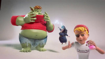 Bazooka Sugar Free TV Spot, 'Something Big' - Thumbnail 4
