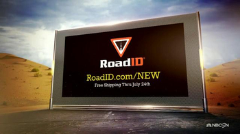 Road ID Wrist ID Slim 2 TV Spot, 'NBC Sports Network: Sleek' - Thumbnail 4