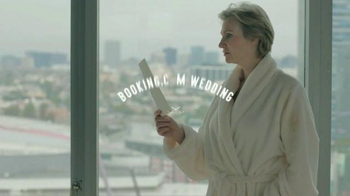 Booking.com TV Spot, 'Romantic Escape' Featuring Jane Lynch, Bobby Lee - Thumbnail 1