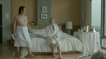 Booking.com TV Spot, 'Romantic Escape' Featuring Jane Lynch, Bobby Lee - Thumbnail 4