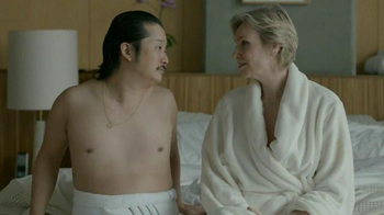 Booking.com TV Spot, 'Romantic Escape' Featuring Jane Lynch, Bobby Lee - Thumbnail 8