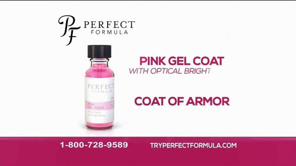 Perfect Formula TV Commercial, 'Beautiful Nails' - iSpot.tv
