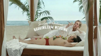 Booking.com TV Spot, 'Sushi' Featuring Jane Lynch, Bobby Lee - Thumbnail 1