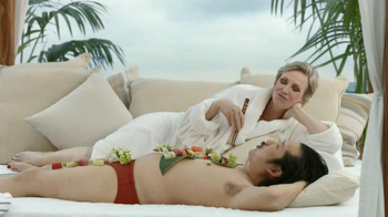 Booking.com TV Spot, 'Sushi' Featuring Jane Lynch, Bobby Lee - 4 commercial airings