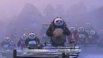 Time Warner Cable On Demand TV Spot, 'Kung Fu Panda 3' - Thumbnail 1