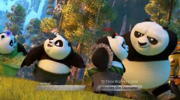 Time Warner Cable On Demand TV Spot, 'Kung Fu Panda 3' - Thumbnail 3