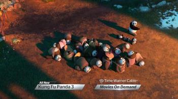 Time Warner Cable On Demand TV Spot, 'Kung Fu Panda 3' - Thumbnail 4