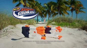 Nerf Super Soaker TV Spot, 'Cartoon Network: Beach Ambush' - Thumbnail 9