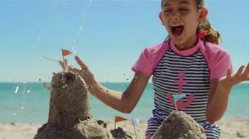 Nerf Super Soaker TV Spot, 'Cartoon Network: Beach Ambush' - Thumbnail 3