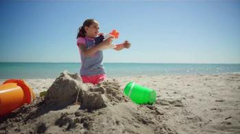Nerf Super Soaker TV Spot, 'Cartoon Network: Beach Ambush' - Thumbnail 4
