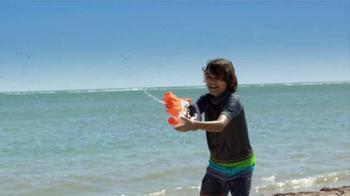 Nerf Super Soaker TV Spot, 'Cartoon Network: Beach Ambush' - Thumbnail 5