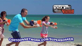 Nerf Super Soaker TV Spot, 'Cartoon Network: Beach Ambush'
