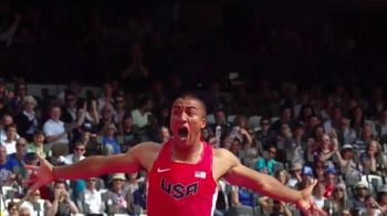 NBC Gold Map TV Spot, 'Find Your Path: Track & Field'