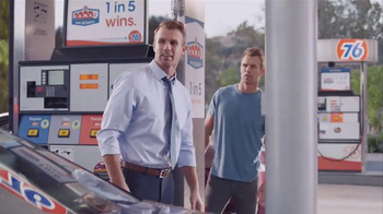 76 Gas Station TV Spot, 'Tank 5: Quintuplets' - 128 commercial airings