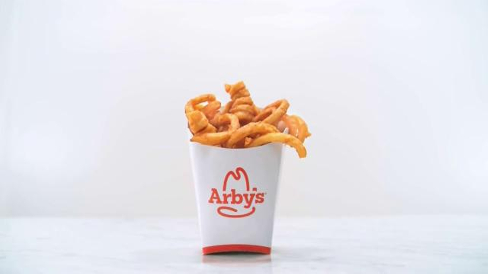 Arby's Curly Fries TV Commercial, 'ELEAGUE: Peek'