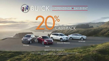 Buick Independence Day Event TV Spot, 'What's the Password?' - Thumbnail 6