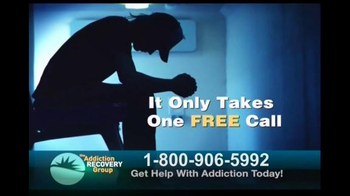 The Addiction Recovery Group TV Spot, 'Free Help'