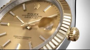 Rolex TV Spot, 'Rolex and Wimbledon' - Thumbnail 1