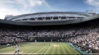 Rolex TV Spot, 'Rolex and Wimbledon' - 20 commercial airings