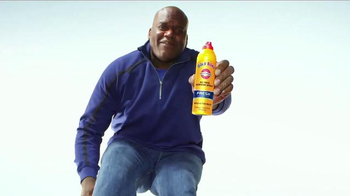 Gold Bond Foot Powder Spray TV Spot, 'Cool Feet' Featuring Shaquille O'Neal - Thumbnail 2