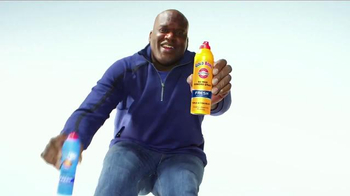 Gold Bond Foot Powder Spray TV Spot, 'Cool Feet' Featuring Shaquille O'Neal - Thumbnail 3