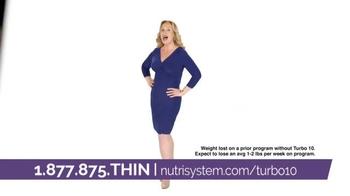 Nutrisystem Turbo10 TV Spot, 'This Summer' Featuring Melissa Joan Hart - Thumbnail 4