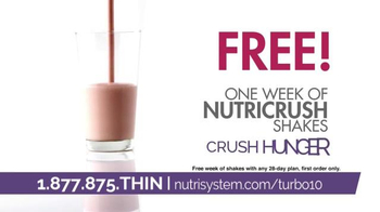 Nutrisystem Turbo10 TV Spot, 'This Summer' Featuring Melissa Joan Hart - Thumbnail 7