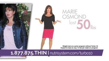Nutrisystem Turbo10 TV Spot, 'This Summer' Featuring Melissa Joan Hart - Thumbnail 8