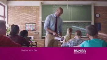HUMIRA TV Spot, 'Teacher' - Thumbnail 2