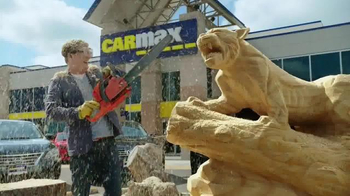 CarMax TV Spot, \'Tiger\' Featuring Andy Daly