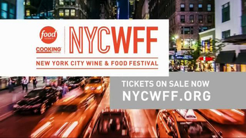 2016 New York City Wine & Food Festival TV Spot, 'Join the Stars' - Thumbnail 7