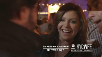 2016 New York City Wine & Food Festival TV Spot, 'Join the Stars' - Thumbnail 2