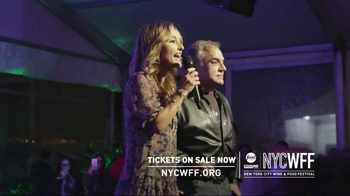 2016 New York City Wine & Food Festival TV Spot, 'Join the Stars' - Thumbnail 3