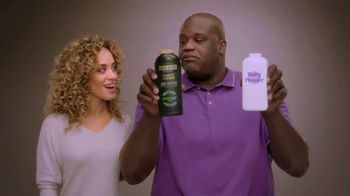 Gold Bond Men's Essentials TV Spot, 'For Babes' Featuring Shaquille O'Neal - 415 commercial airings