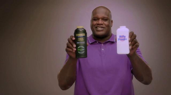 Gold Bond Men's Essentials TV Spot, 'For Babes' Featuring Shaquille O'Neal - Thumbnail 1