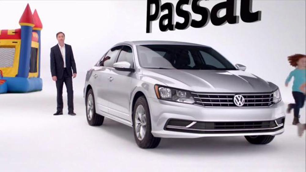 2016 Volkswagen Passat TV Commercial, 'Party Animals: June Offer' - iSpot.tv