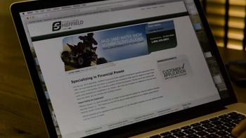 Sheffield Financial TV Spot, 'The Right Equipment' - Thumbnail 5