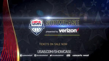 USA Basketball TV Spot, '2016 Showcase' - Thumbnail 7