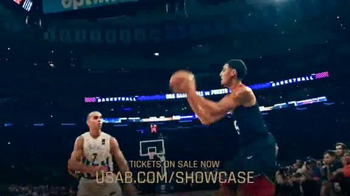 USA Basketball TV Spot, '2016 Showcase' - Thumbnail 6