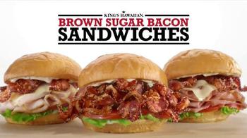 Arby's Brown Sugar Bacon Sandwiches TV Spot, 'Brown Sugar Pig' - Thumbnail 9
