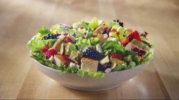 Wendy's Summer Berry Chicken Salad TV Spot, 'Summer' - Thumbnail 3