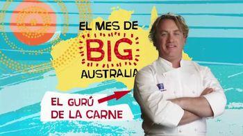 Outback Steakhouse El Mes de Big Australia TV Spot, 'Gran Cena' [Spanish] - 271 commercial airings