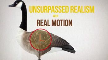 GHG Full Body Honkers TV Spot, 'Unsurpassed Realism' - Thumbnail 4