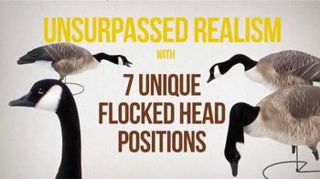 GHG Full Body Honkers TV Spot, 'Unsurpassed Realism' - Thumbnail 5