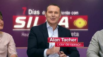 Silka TV Spot, 'Semana de tratamiento: Día 6' con Alan Tacher [Spanish] - Thumbnail 3